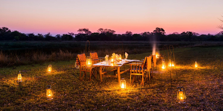 Experience Zambian wildilfe