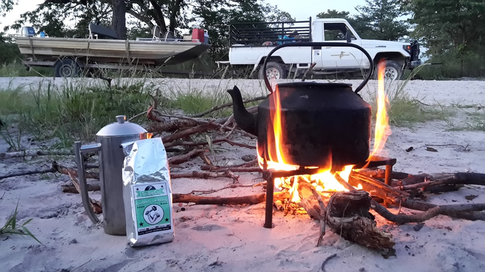 kwando river exploration tribecca coffee